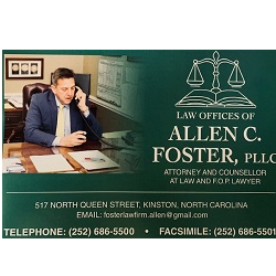 Law Offices Of Allen C. Foster, PLLC
