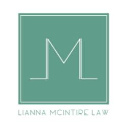 LIANNA MCINTIRE Law