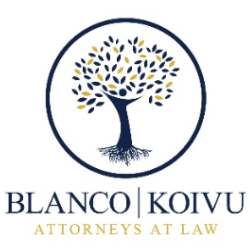 Blanco and Koivu, PLLC   Attorneys at Law