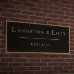 LANGSTON & LOTT, PLLC