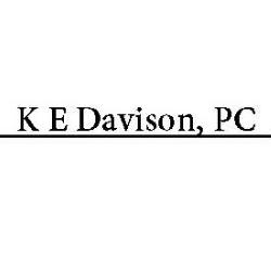 K E Davison, PC