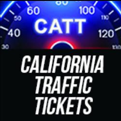 California Traffic Tickets