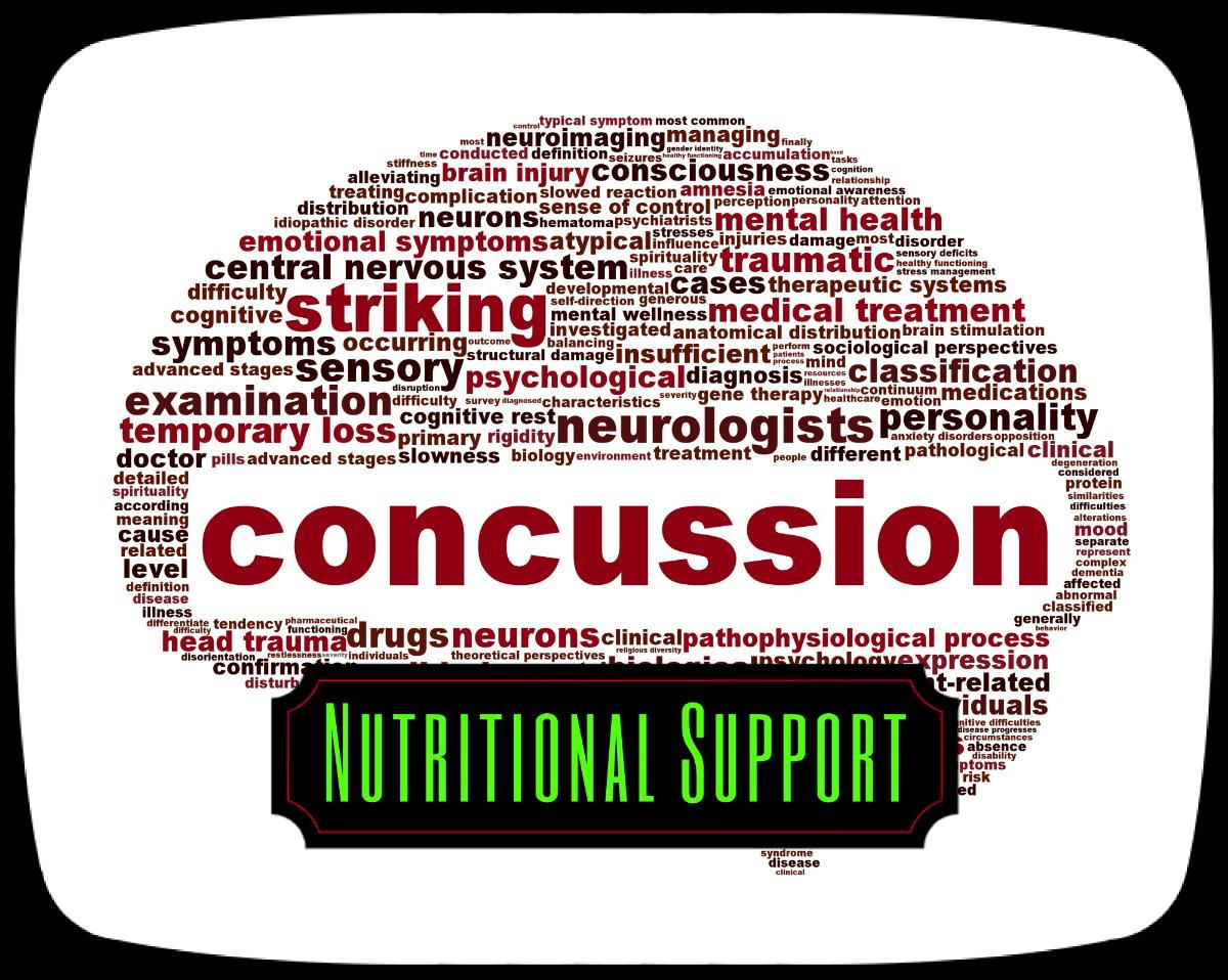 Concussion Nutritional Support