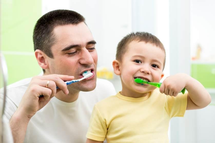 Brushing Teeth for Kids