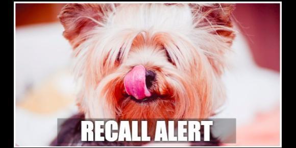 Recall Alert