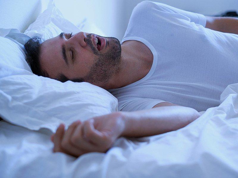 poor sleep on keto diet