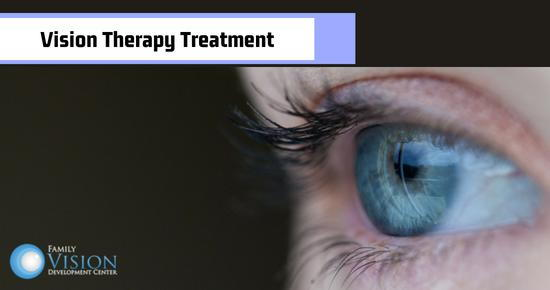 Vision Therapy Treatment