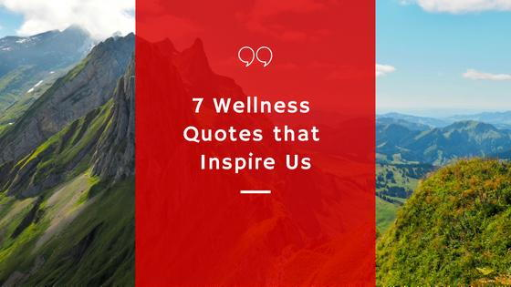 Wellness Quotes Enchanting Wellness Quotes