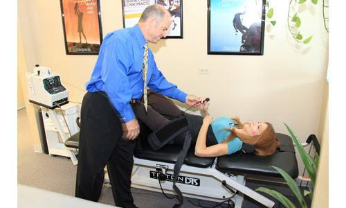 Spinal Decompression Traction Therapy