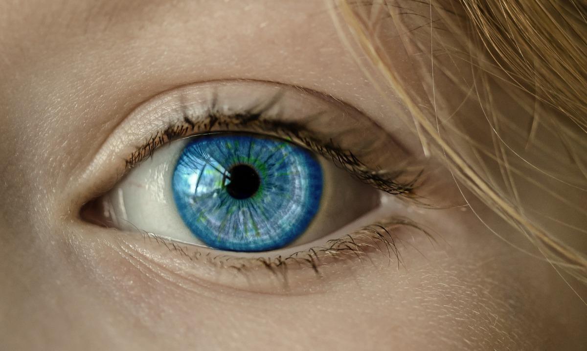 image of a ladies bright blue eye - VSP Insurance Doctors at Fifty Dollar EyeGuy - Fifty Dollar Eye Guy 5328 N Davis Hwy Pensacola, FL 32503 (850) 434-6387