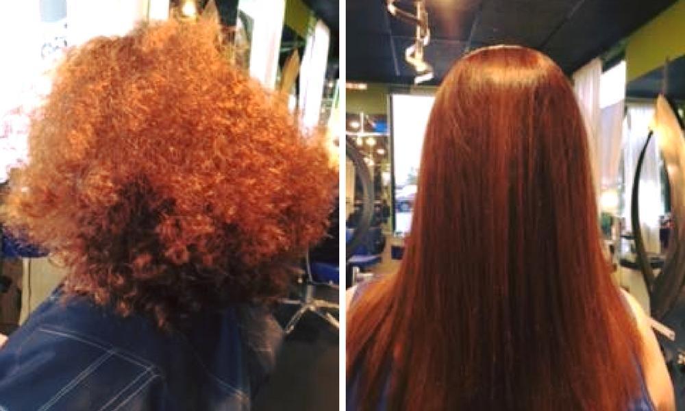 Rayna Keratin Hair Transfomation Hair Salon In Raleigh Dsparada
