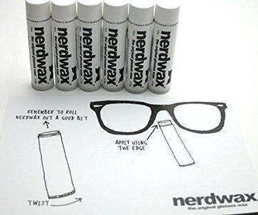 bdcb69413b9 Nerdwax-Low Tech Solution to a Common Problem