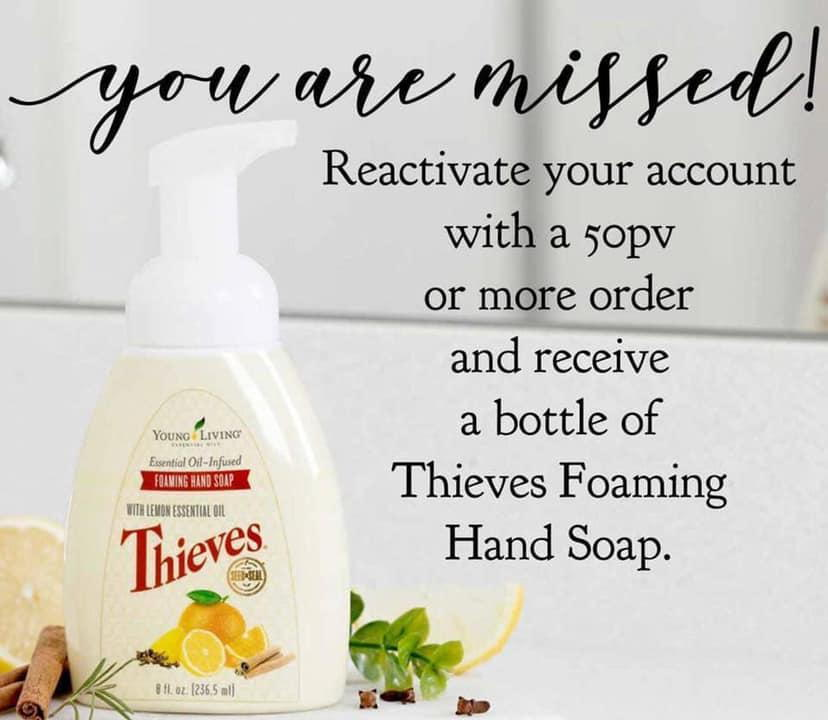 Thieves Handsoap Hack Diffuser Blends And More