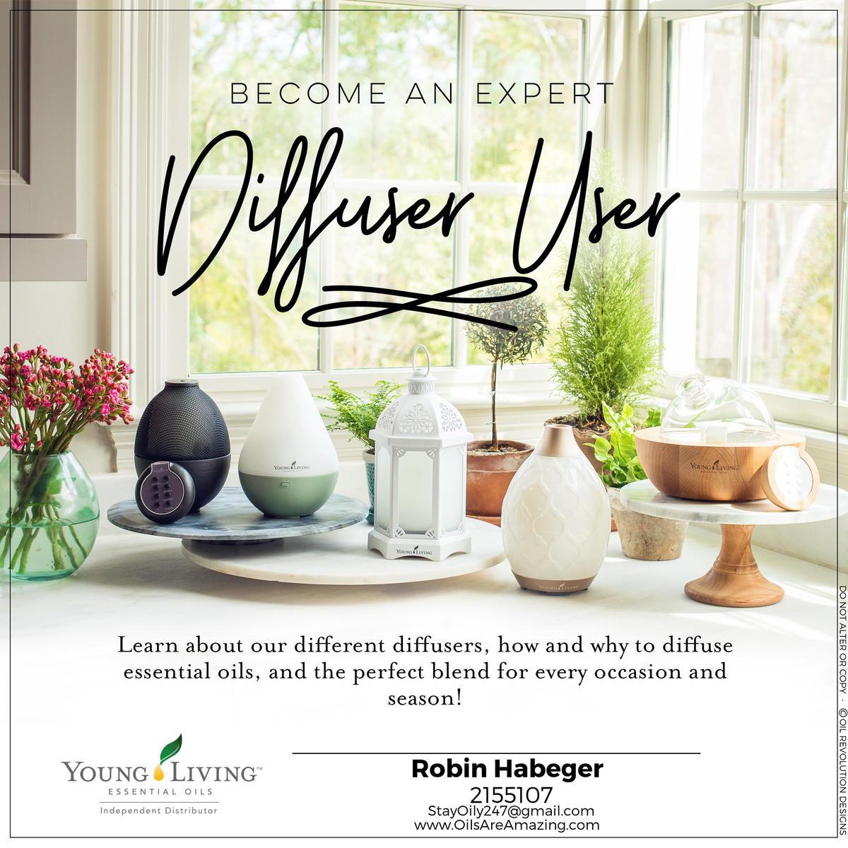 Become an Expert Diffuser User