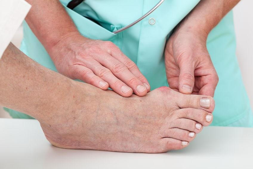 diabetic foot - foot and ankle specialists