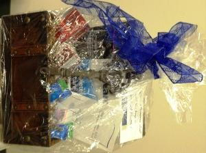 Prize for Donors