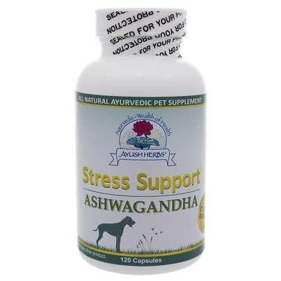 Ayush Ashwagandha Stress Support Pets