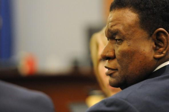 George Wallace Files Lawsuit after Achilles Injury