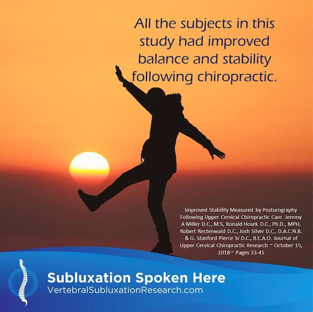 The Subluxation That Causes Dizziness and Poor Balance
