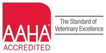 aaha accredited logo
