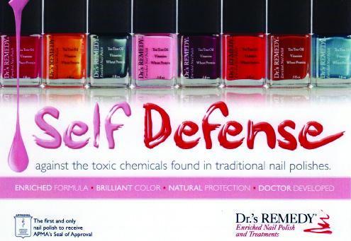 Dr.\'s Remedy Nail Polish