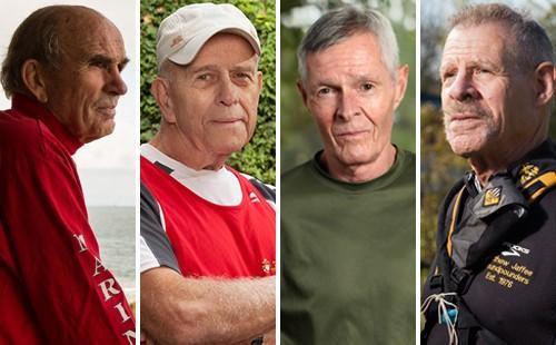 The Groundpounders, Will Brown, Mel Williams, Matt Jaffe, Al Richmond