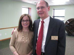 Ken and Jennifer
