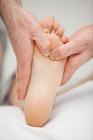 poor foot circulation