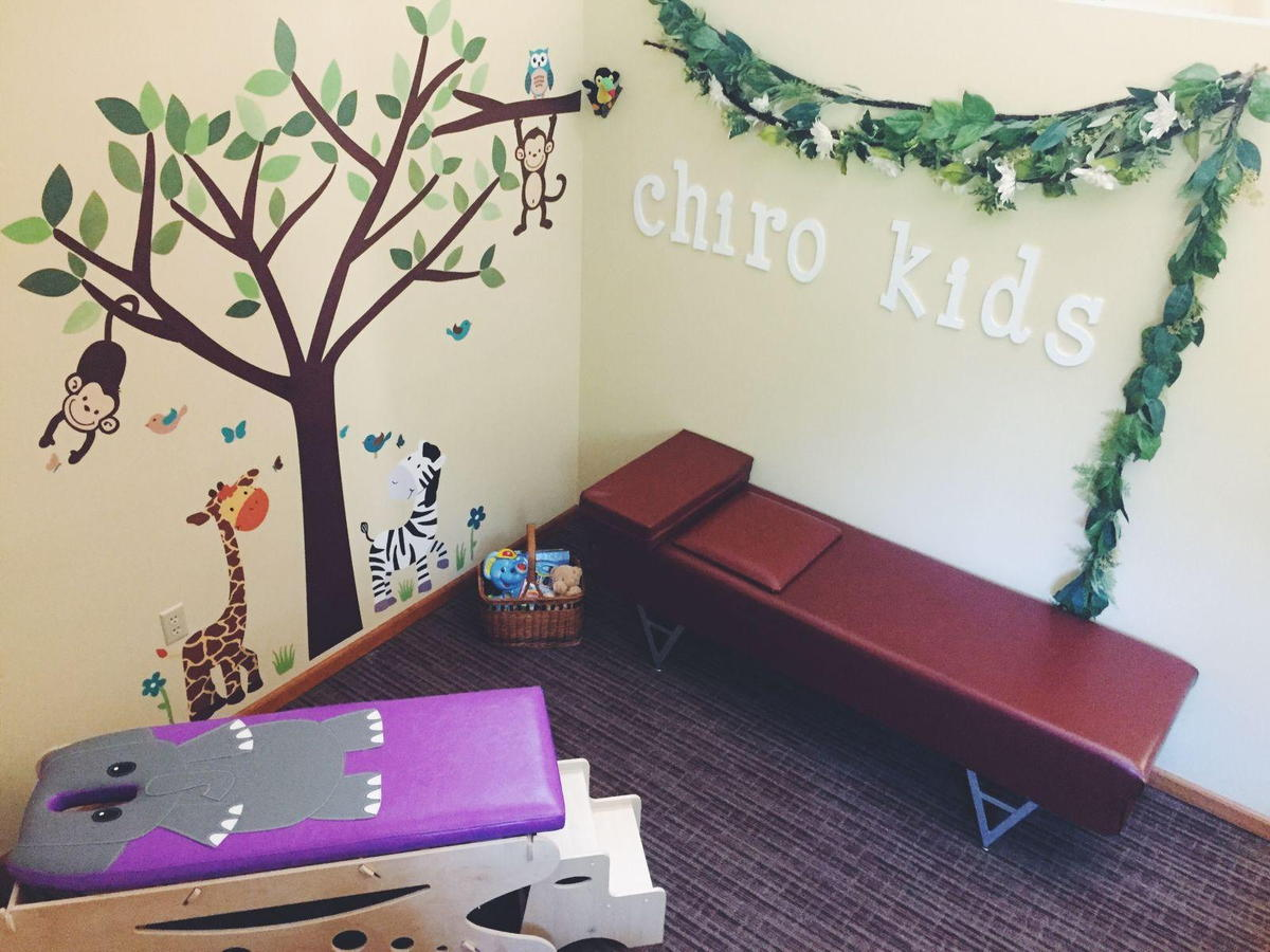 Pediatric chiropractor Columbia mo
