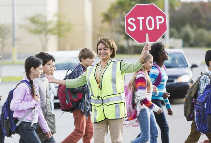 Make a Safe Route to School for Your Child