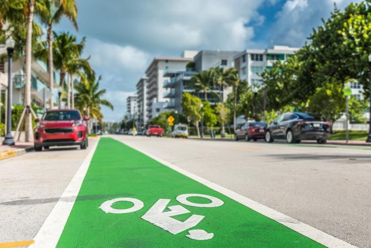 Florida Is the Most Dangerous State in the Nation for Bicyclists