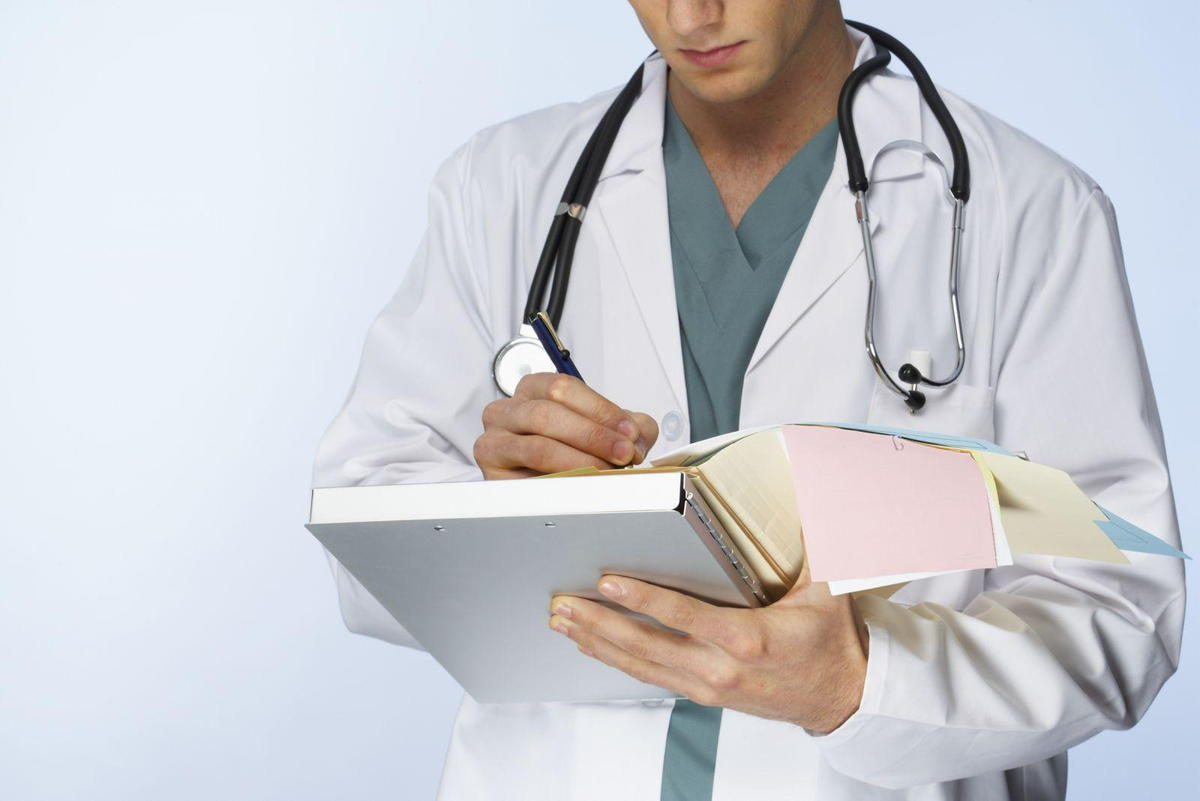 Infertility Doctor Consultation