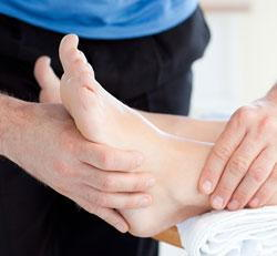 podiatrist diabetic foot care west houston