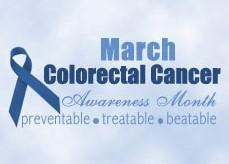 Image result for colorectal cancer awareness month