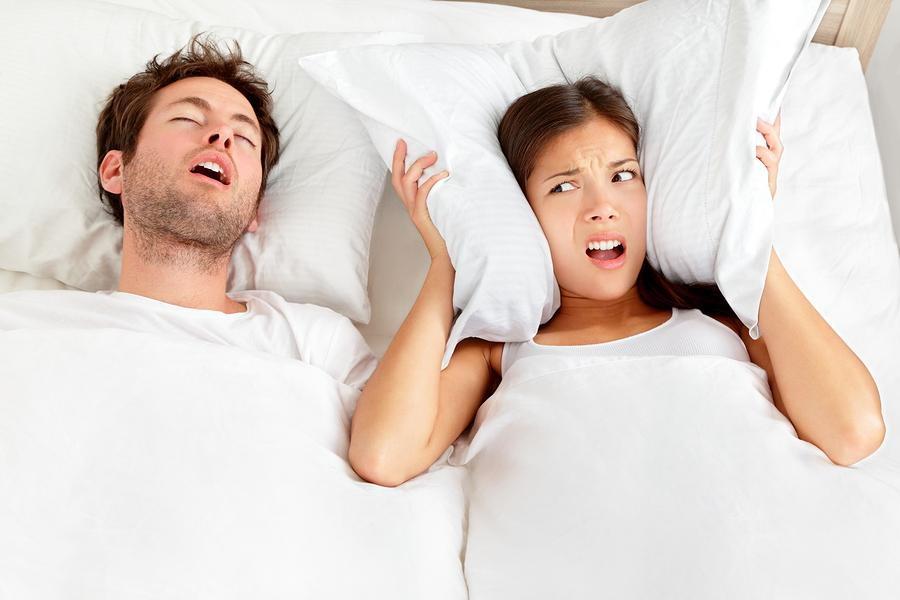 sleep apnea, snoring
