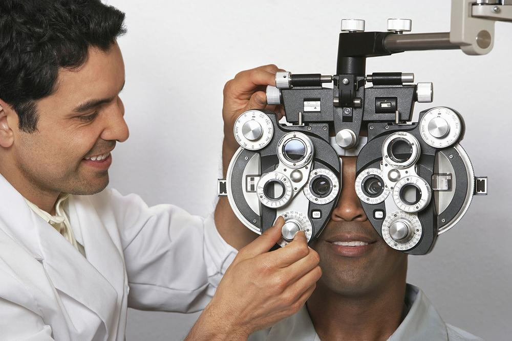 visit our yakima optometrist for a vision exam