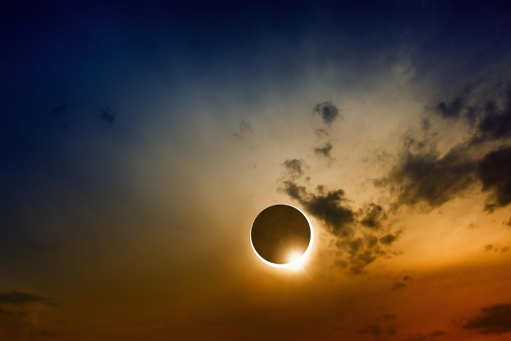 solar eclipse celebration with our eye doctor in shreveport