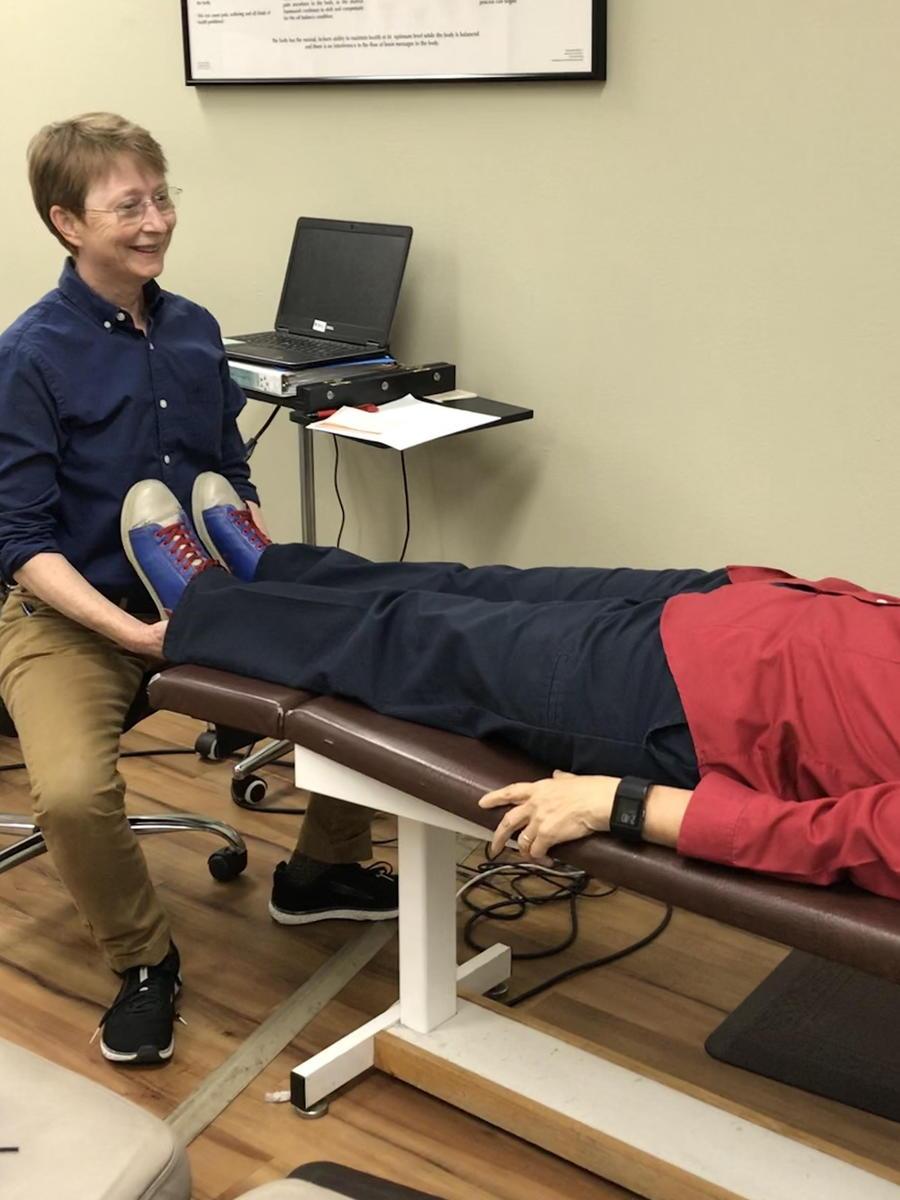 Dr. Wendee Whitehead North Austin Chiropractor