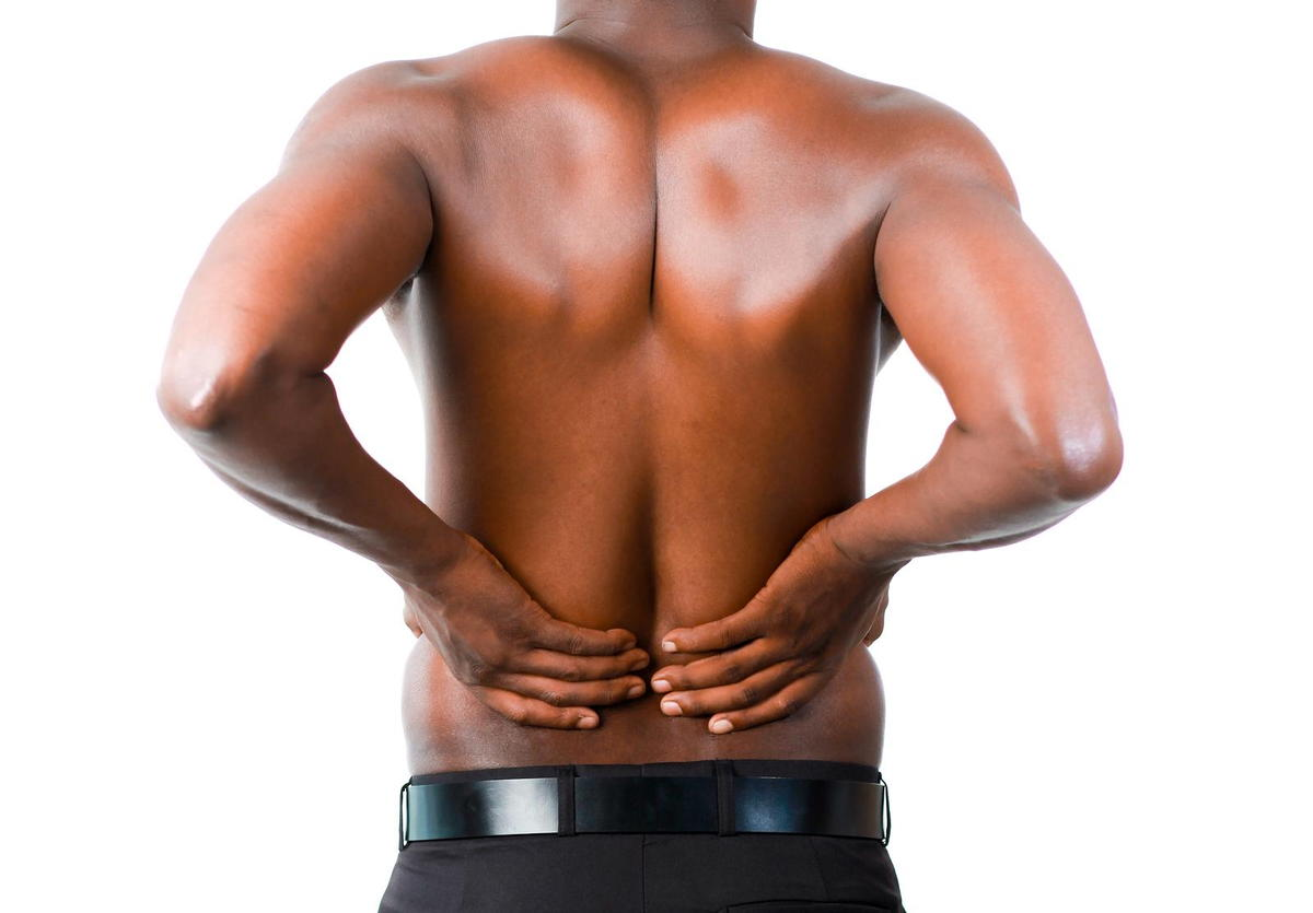 your lake charles chiropractor treats lower back pain
